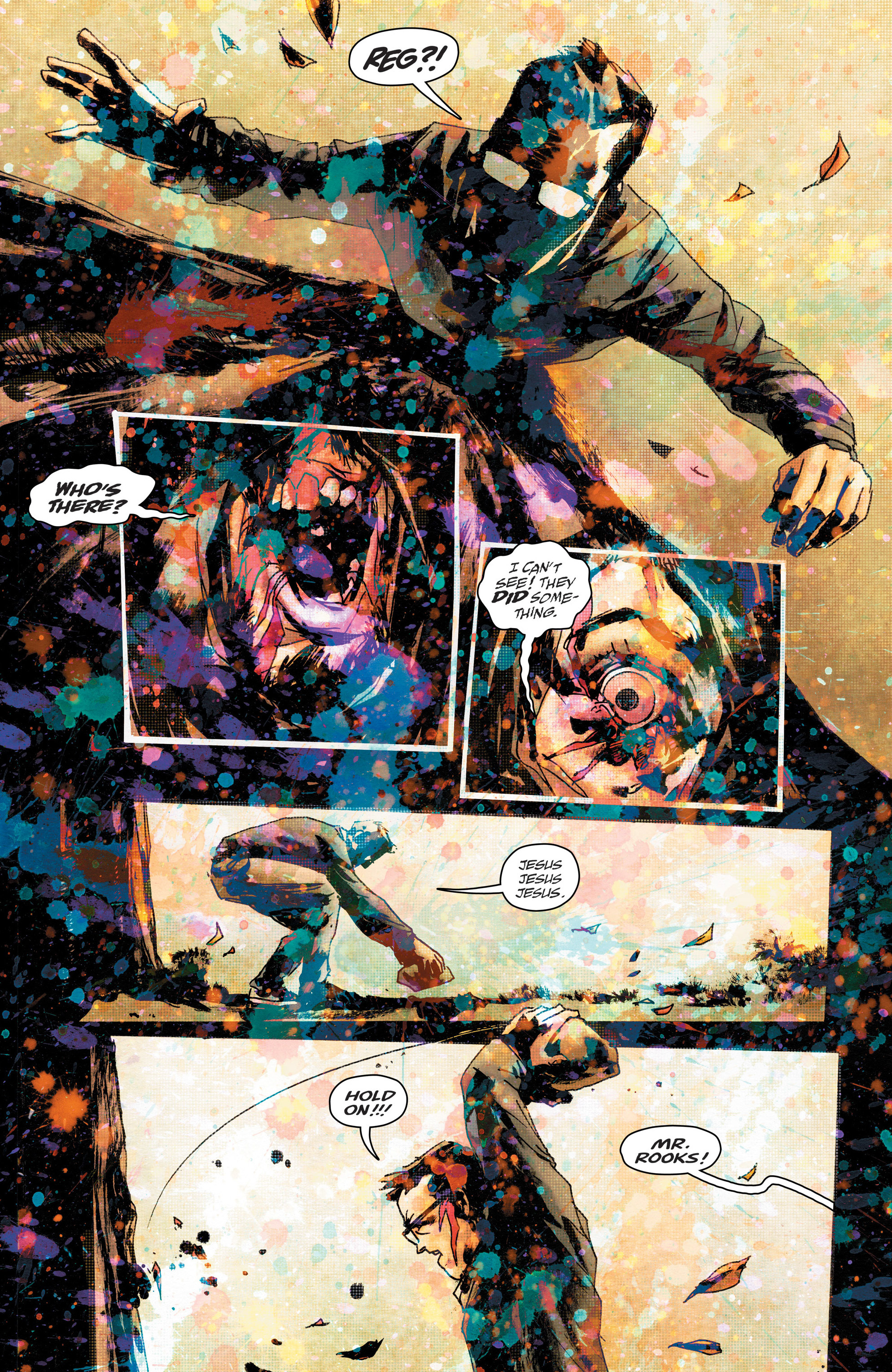 Read online Wytches comic -  Issue #3 - 15