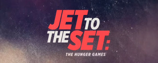 'Jet To The Set: The Hunger Games' TV Special to Debut on Pop TV October 29