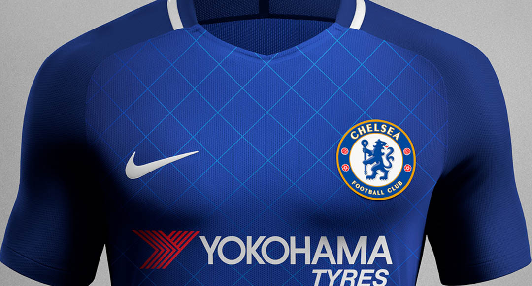 Unique Nike Chelsea 17-18 Concept Kits Revealed - Footy Headlines 9cdbe9fc4