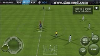 Download FIFA 14 Mod FIFA 19 Offline Update Kits 2019 Apk Data Obb for Android