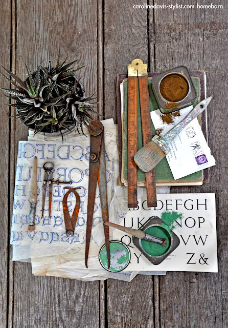 ISSUUHOMEBARNCAROLINEDAVIS_trenddaily blog_stylingdetails_launch_vintage_interiors-styling_lookbook_cacti_succulents