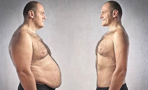 Menambah Berat Badan Pria