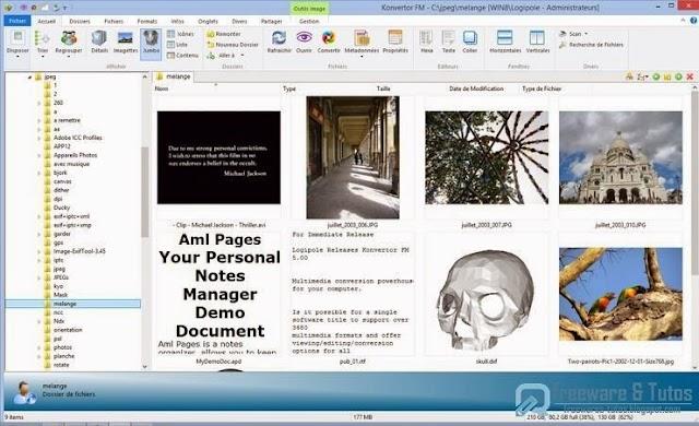 Konvertor : un logiciel gratuit pour visualiser et convertir de nombreux formats de fichiers
