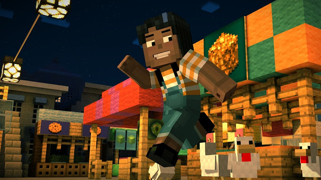Minecraft Story Mode Download Photo