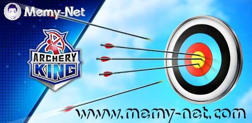 تحميل لعبة اركيت رمي السهار Archery King مهكرة