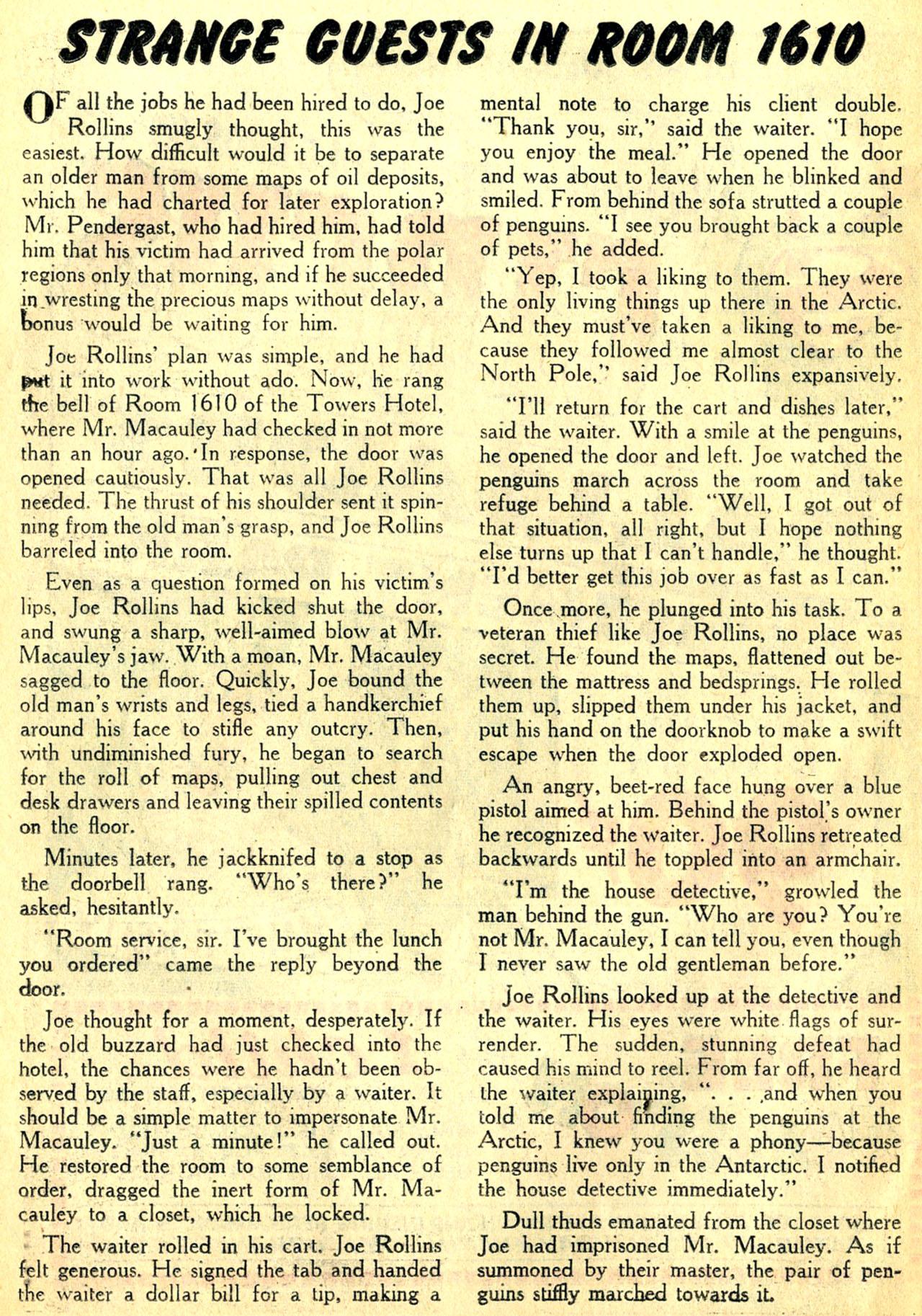 Read online Detective Comics (1937) comic -  Issue #268 - 26