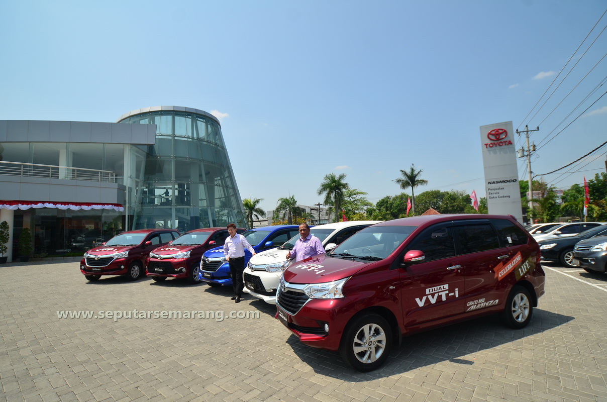 Grand New Avanza E 2015 Accessories Toyota