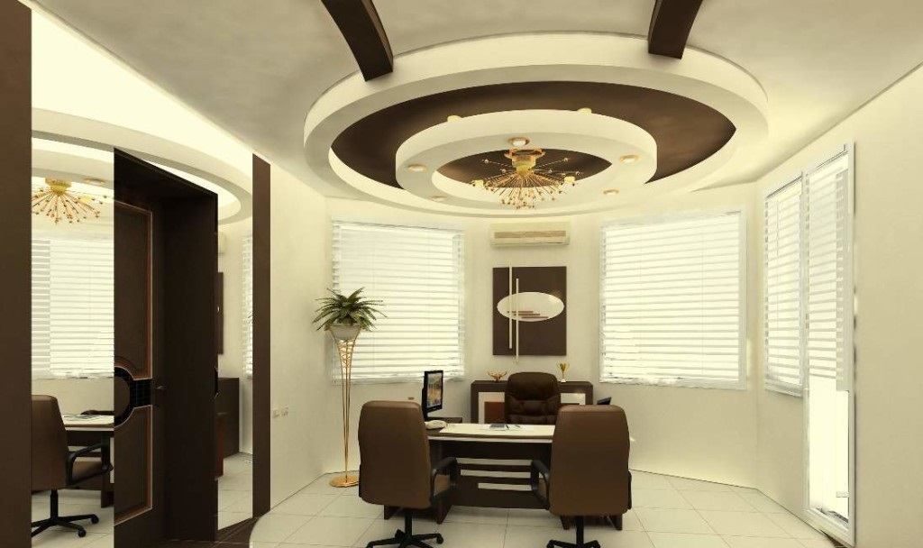 20 Office False Ceiling Design Ideas Materials Advantages