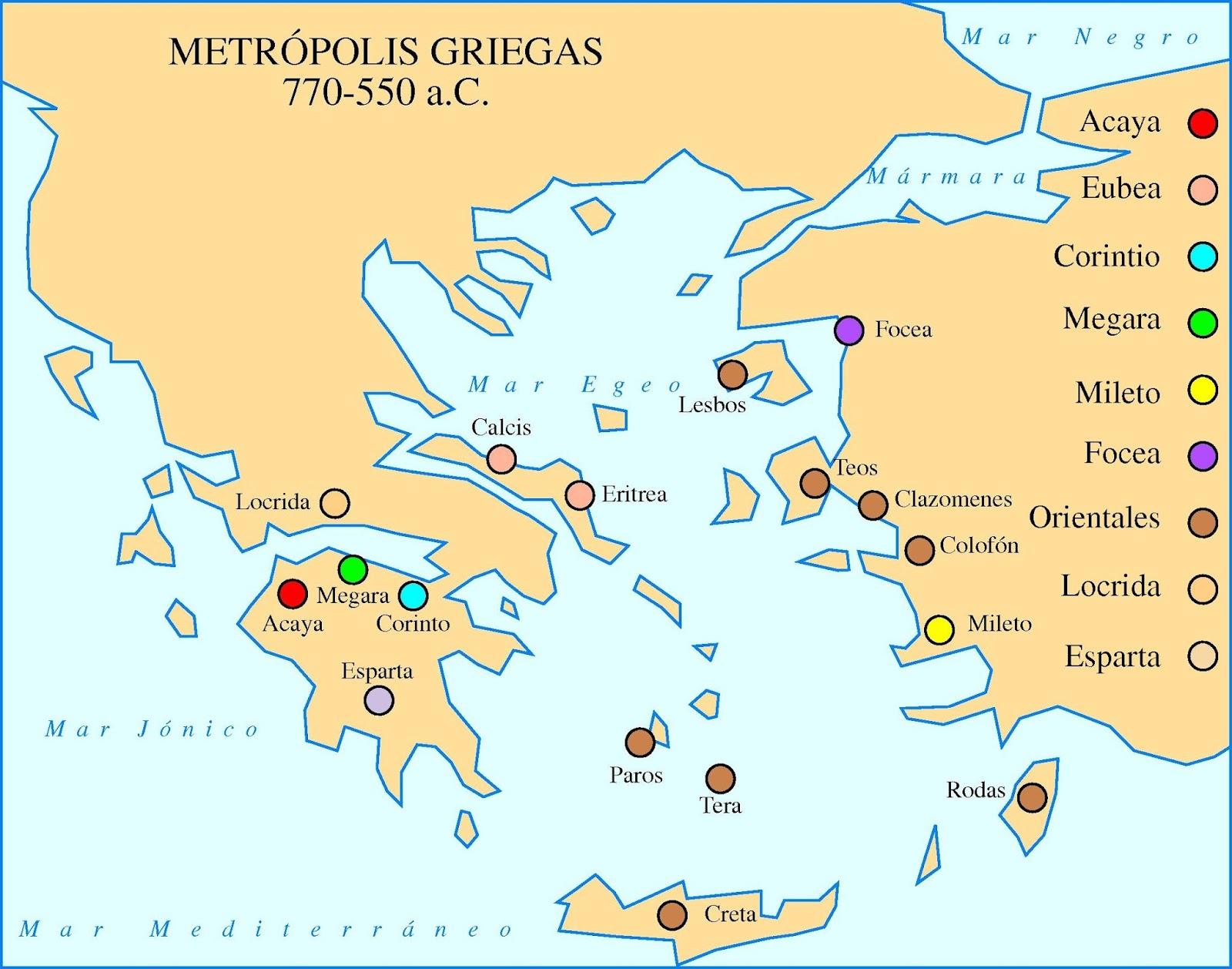 Facebook Marcador De Posición Para Ubicar Lugares En: Geografía E Historia: Grecia. Mapas