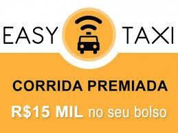Promoção Corrida Premiada Easy Taxi