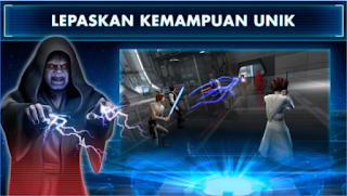 Download Game Star Wars Galaxy Of Heroes MOD Apk [LAST VERSION]