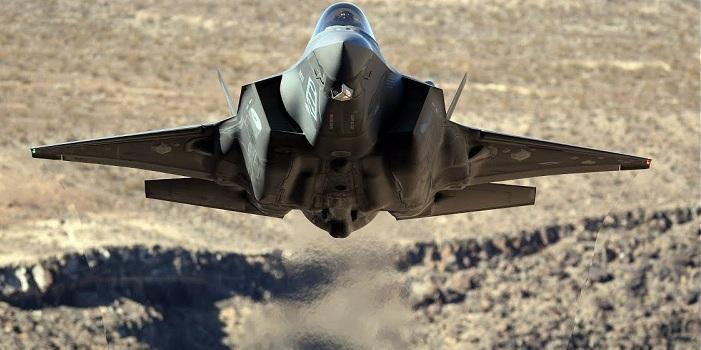 Στα άκρα το F-35 στην «Κοιλάδα του Θανάτου» – Βίντεο