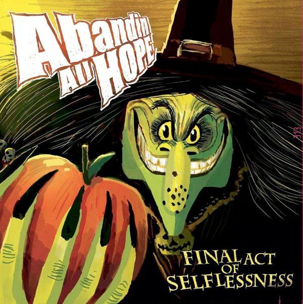 """Abandin All Hope release video for """"Poisoned Apple"""""""