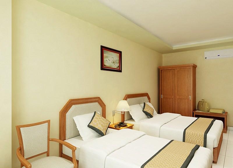 Khách sạn Hải Long - một trong những khách sạn tốt nhất Cát Bà