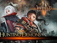 The World 3 Rise of Demon Apk Mod v1.2 Terbaru