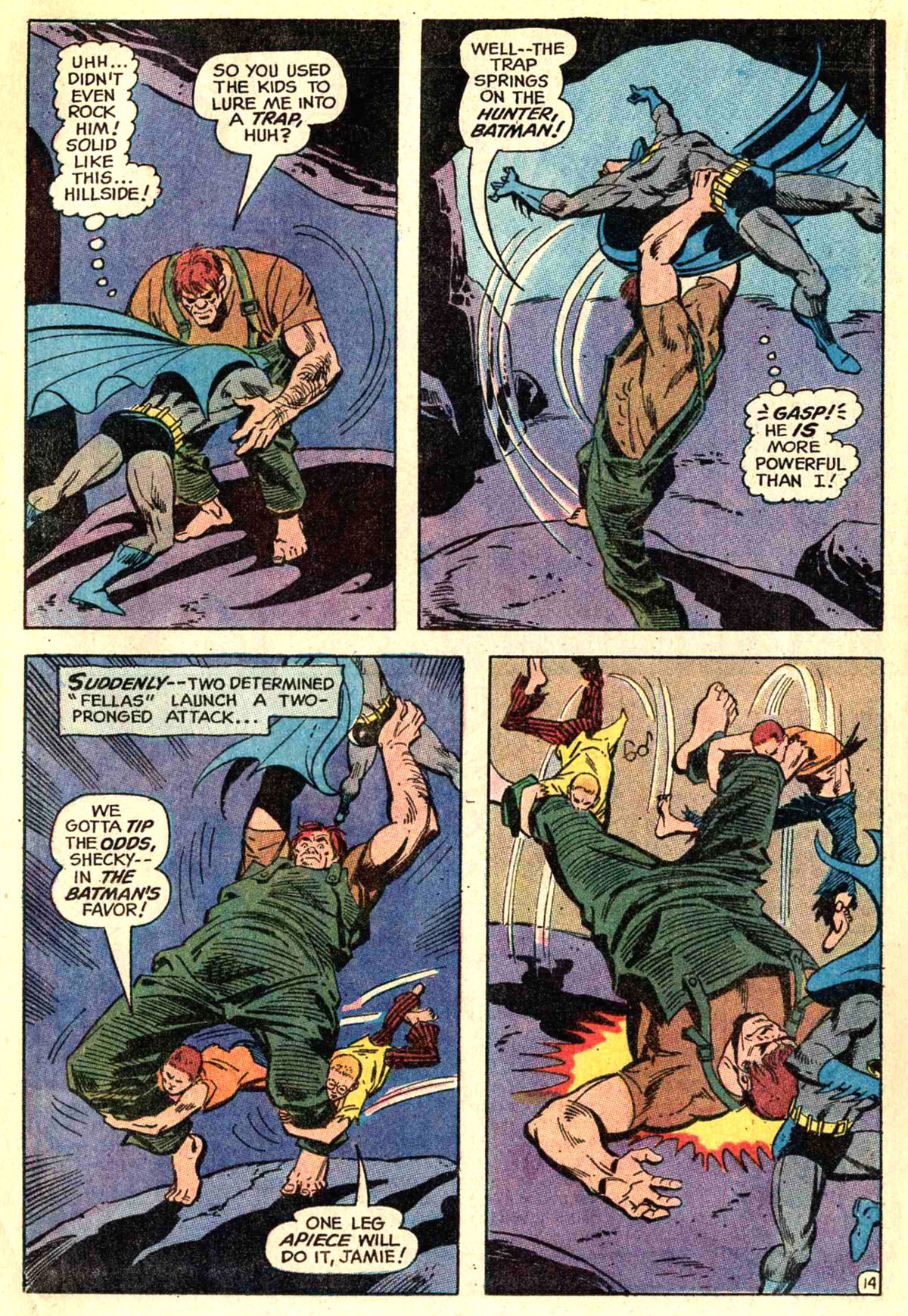 Detective Comics (1937) 413 Page 19