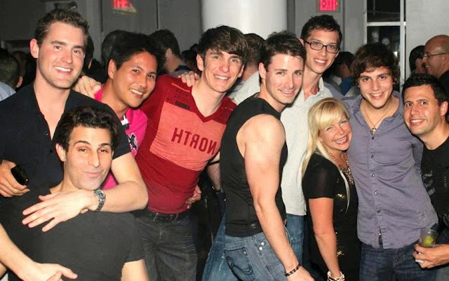Baladas Festas Gay Miami