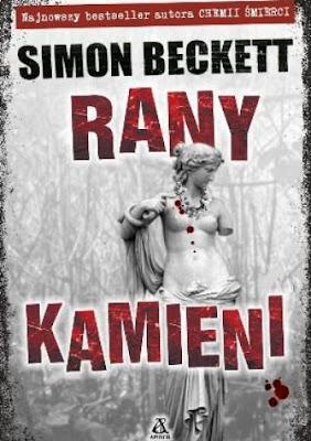 Rany kamieni - Simon Beckett