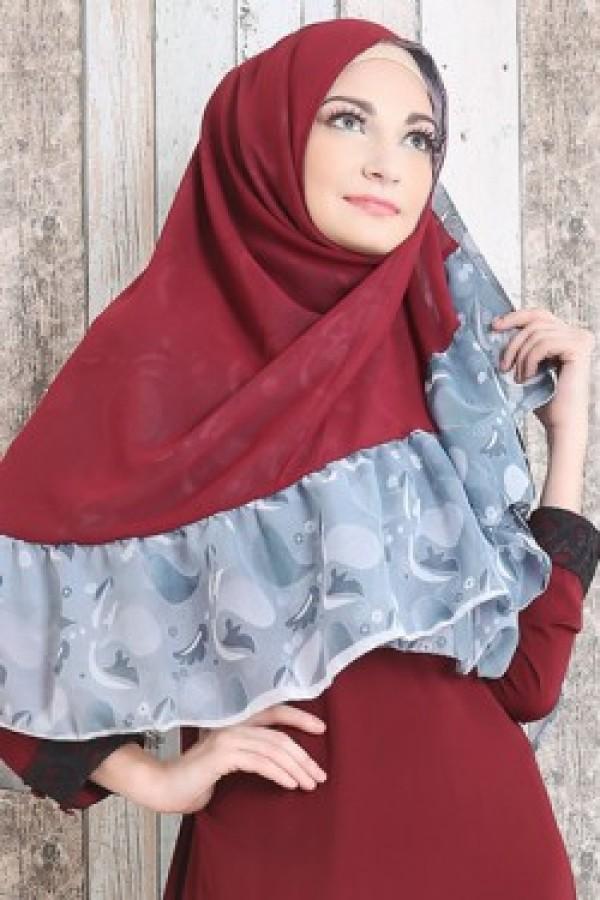 Khimar Instan Kadziyah by Azka Hijab