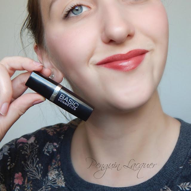 basic cosmetics barra de labios hidratante 09 full face
