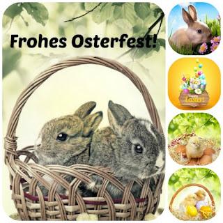 Frohe Ostern Ostergrüße