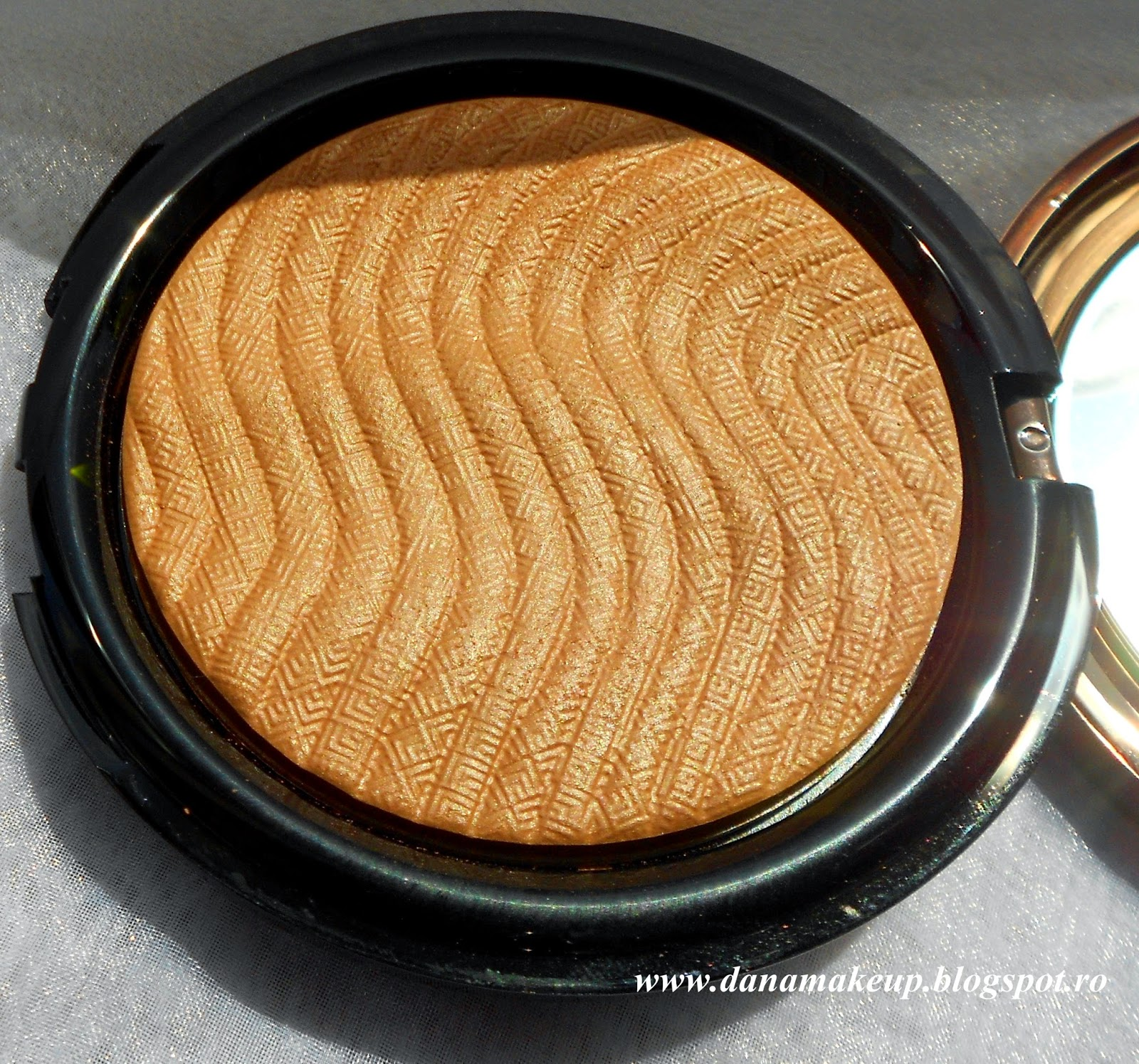 Review Si Beauty News Makeup For Ever Pro Bronze Fusion Dana Stancu
