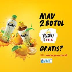 Sehat Dengan Mengkonsumsi Yuzu Tea