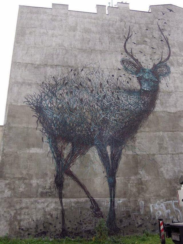 Wallpaper Graffiti Keren 3d 30 Grafiti Terbaik Terbaru