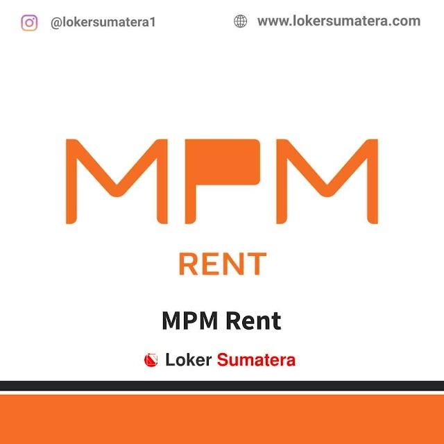 PT. Mitra Pinasthika Mustika (MPM Rent) Medan