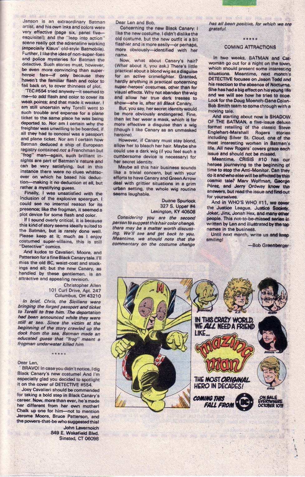 Detective Comics (1937) 558 Page 31