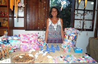 Shows, artesanato, gastronomia e oficinas na Feira de Artesanato Resgatando o Vale
