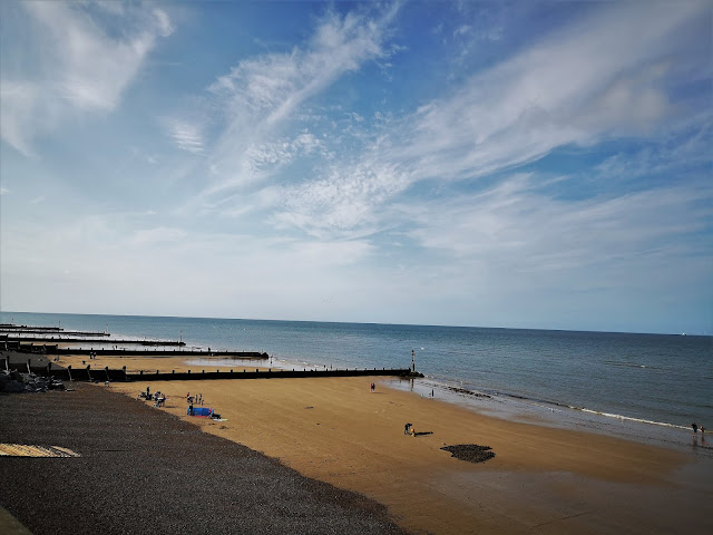 Sherringham beach
