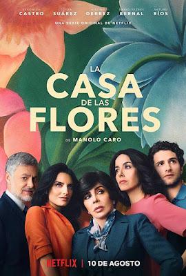 La casa de las flores Netflix