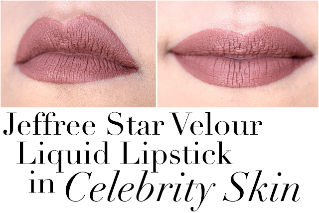 Jeffree Star Velour Liquid Lipstick en Celebrity Skin