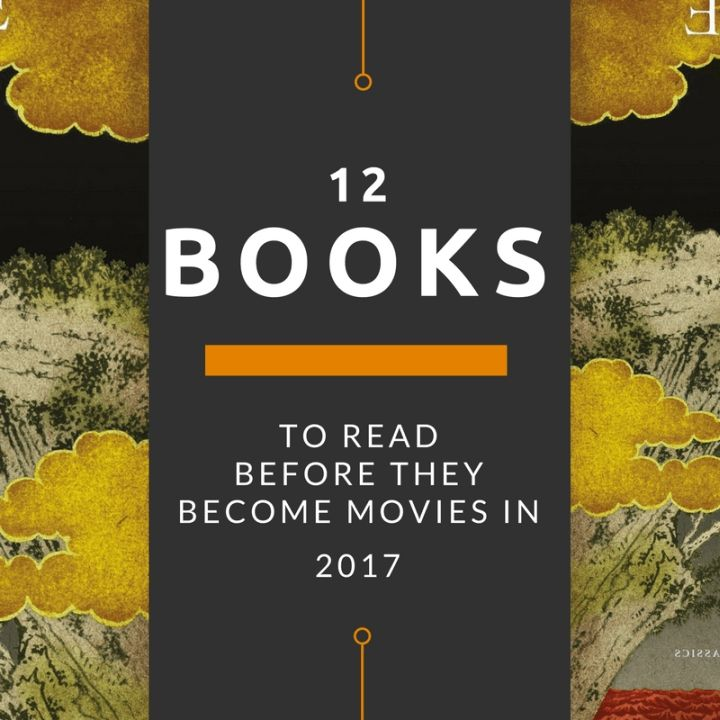 Books to movies 2017
