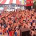 Hàng ngàn chị em hào hứng nhảy zumbar giữa Hà Nội