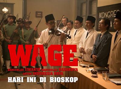 Tempat Download Film Wage 2017 Full Movie