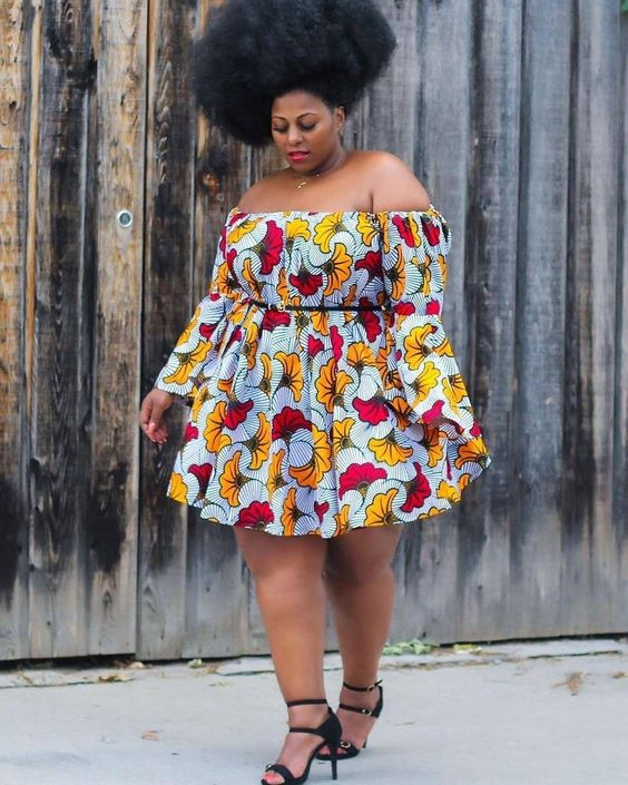 15d2b73b29 Classy and Chic Ankara Styles for Our Plus Size Ladies ...