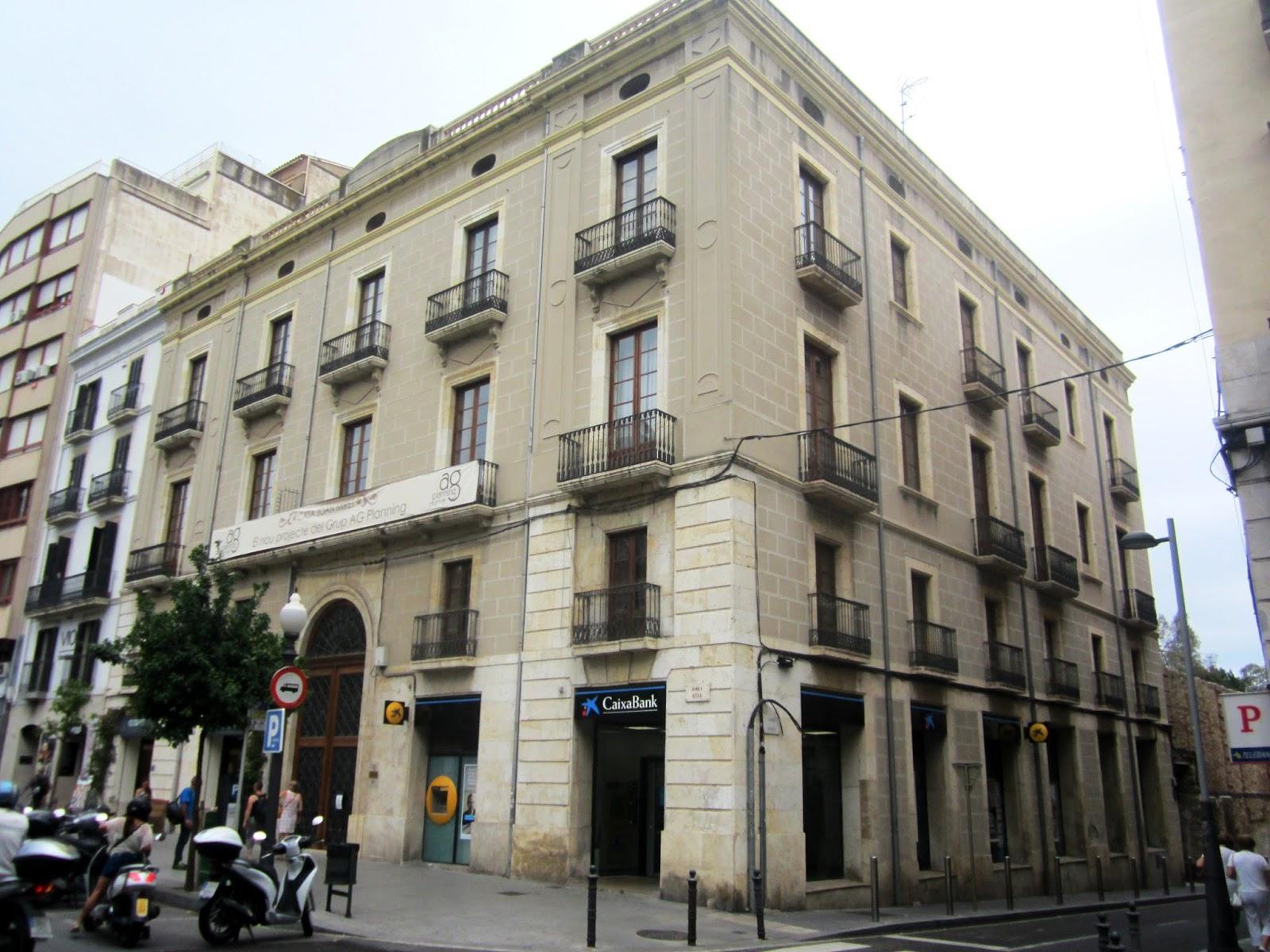 Redescubriendo barcelona y m s all 29 08 2016 tarragona - Casa miret tarragona ...