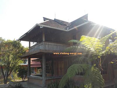 daftar harga sewa villa di ciater subang