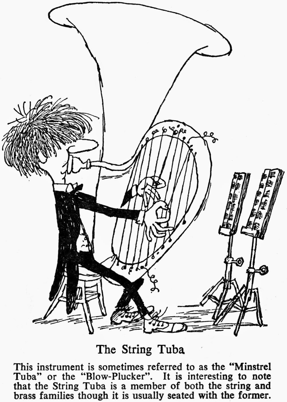 Hoffnung - String Tuba