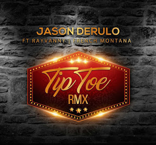 Jason Derulo Ft Rayvanny X French montana - TIP TOE (Remix)