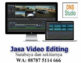 Jasa Video Editing DNS Studio