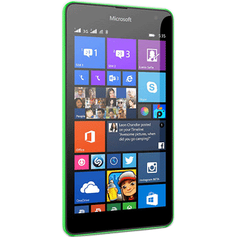 Microsoft Lumia 535 Dual SIM Price  Mobile Specification