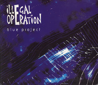 ILLEGAL OPERATION - BLUE PROJECT_front
