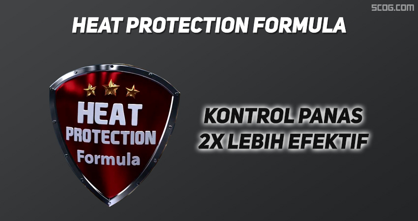 Heat Protection Formula