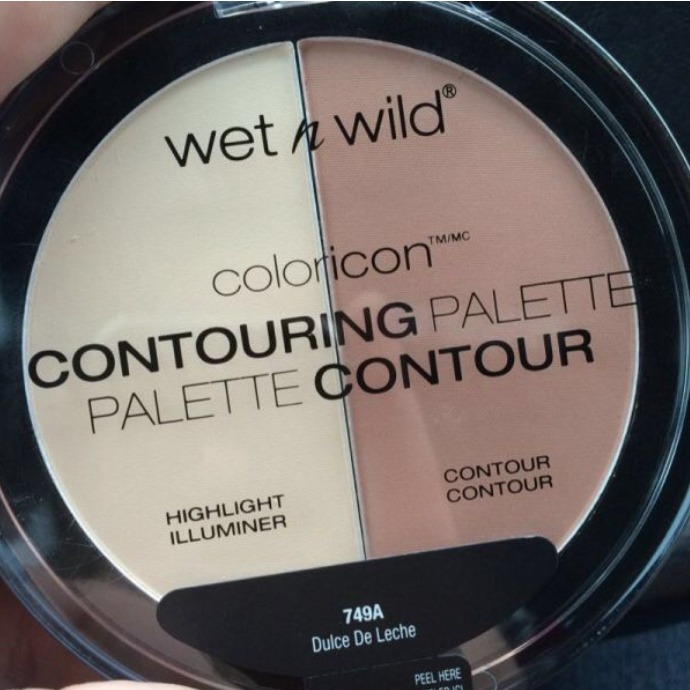 MegaGlo Contouring Palette by Wet n Wild Beauty #18