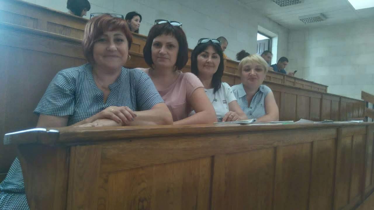 Державні службовці Головного управління Держгеокадастру у Миколаївській області активно підвищують кваліфікацію
