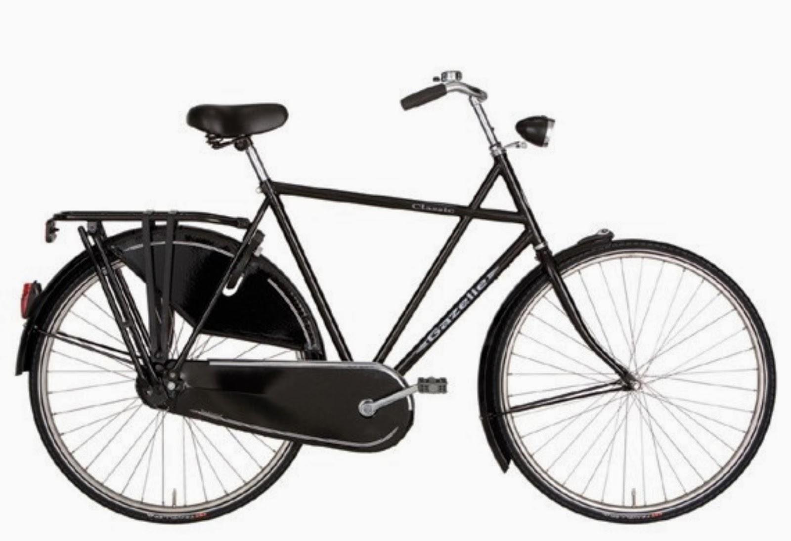 10 Sepeda Onthel Kuno Terkenal Buatan Belanda - Karang