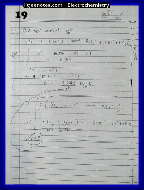 Electrochemistry Notes4